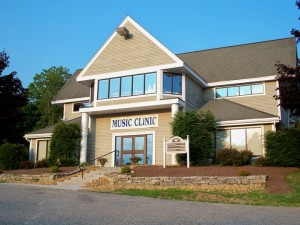 Music Clinic Building