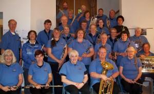 New Horizons Concert Band 6-9-15