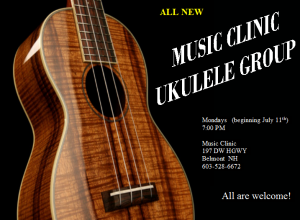 MC Ukulele Group Ad Picture
