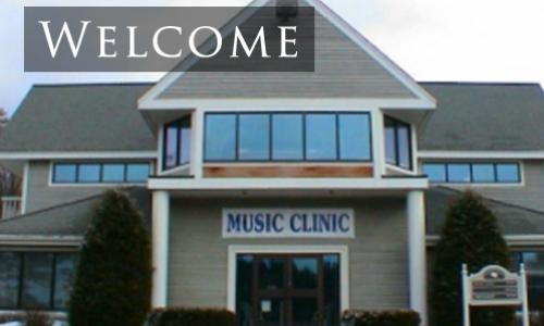 Welcome to the Music Clinic